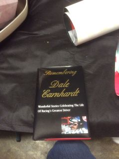 Dale Earnhardt book