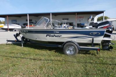 2004 Fisher Hawk 170 Sport