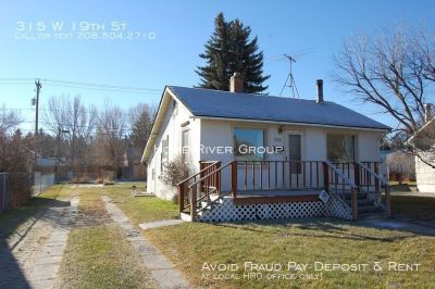 Remodeled 3 bed 1 bath home in Idaho Falls by the Home River group