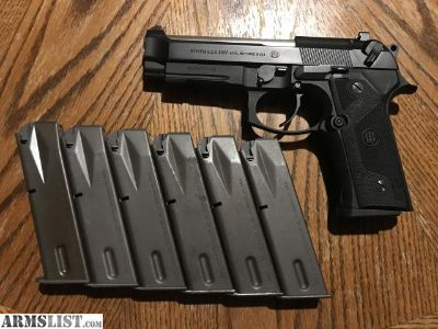 For Sale: Beretta 92 9mm