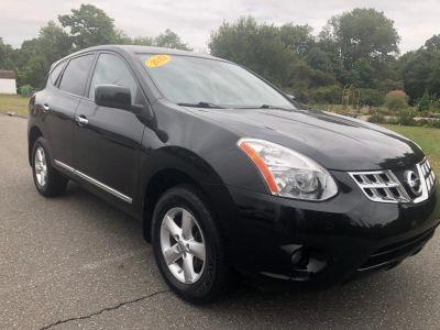 2013 Nissan Rogue S (Black)