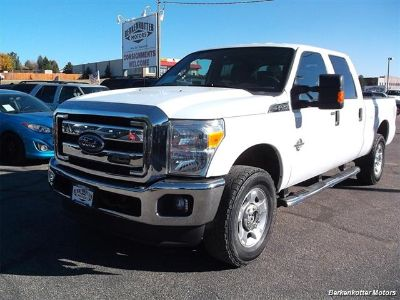 2013 Ford RSX King Ranch (White)