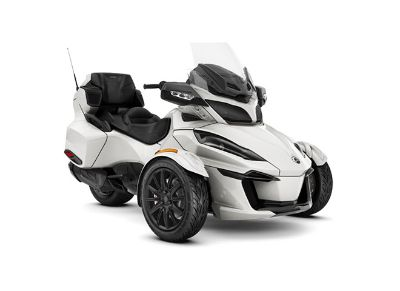 2018 Can-Am Spyder RT Limited Trikes Motorcycles Albemarle, NC