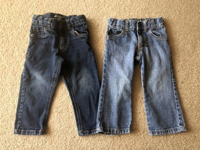 Toddler boy 2T jeans cat and jack / Gymboree brand