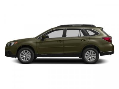 2016 Subaru Outback 2.5i Premium (Wilderness Green Metallic)