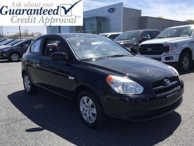 2010 Hyundai Accent GS (BLACK)
