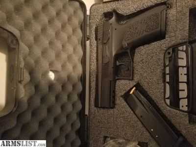 For Trade: Cz 75 p07 duty