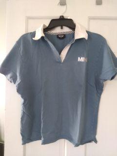 Women's Mini Cooper polo shirt