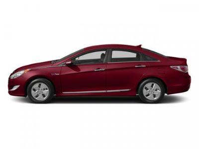 2013 Hyundai Sonata Hybrid Base (Venetian Red Pearl Mica)
