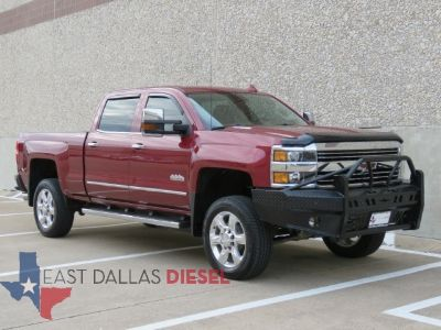 2015 Chevrolet Silverado 2500HD Built After Aug 14 4WD Crew Cab High Country