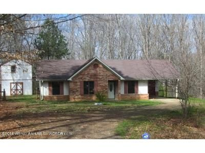 3 Bed 2 Bath Foreclosure Property in Guin, AL 35563 - Twin Rd