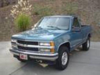 1997 Chevrolet Silverado 1500 CK Pickup 4x4