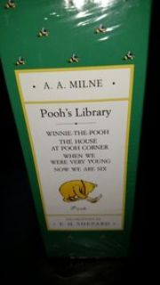 Poo's Library A.A. Milne