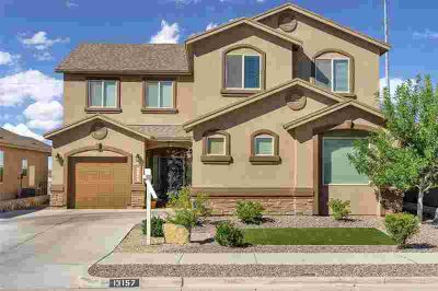 13157 Lost Willow El Paso Four BR, Beautiful two story home with