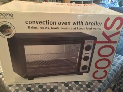 Convection Oven with Broiler