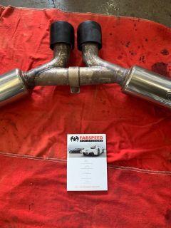 Porsche 987.2 Boxster / Cayman Supercup Race Exhaust System