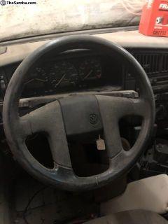 1993 Volkswagen Passat Steering Wheel Used