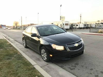 2016 Chevrolet Cruze Limited 4dr Sdn Auto LS