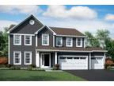 The Fairbanks by M/I Homes: Plan to be Built