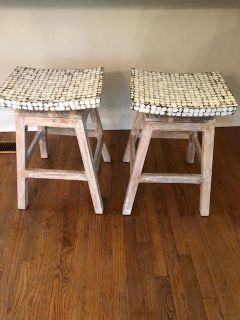 Barstools (2) - Counter Height