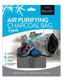 New Brilliant Evolution Air Purifying Bamboo Charcoal Bags