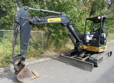 2014 John Deere 50G Hydraulic Mini Excavator