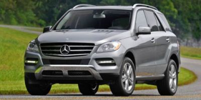 2013 Mercedes-Benz M-Class ML350 (Black)