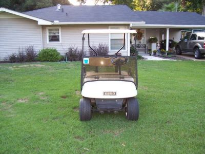 2005 ezgo 36 volt golf cart