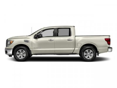 2018 Nissan Titan SV Utility, Tow, Convenience, (Glacier White)