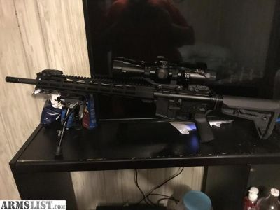 For Sale: Ruger mpr with extras