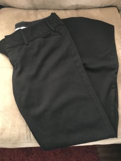 9/10 Maurices black dress pants
