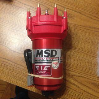 NEW MSD 44AMP MAG