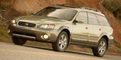 2005 Subaru Outback 3.0 R L.L.Bean Edition (Beige)