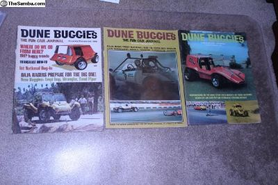 68-70 Dune Buggies The Fun Car Journal