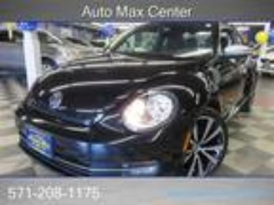 2012 Volkswagen Beetle-Classic Turbo PZEV 2 dr Coupe 2.0L Turbo I4 200hp 207ft.