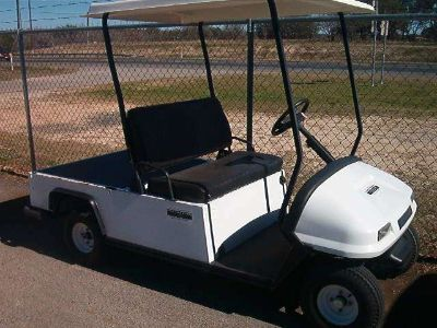 2008 Columbia ParCar FLAT BED Golf carts Kerrville, TX