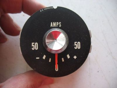Find Mopar NOS Ammeter Gauge 64-68 Dodge Trucks # 1936914 ratrod hotrod motorcycle in Statham, Georgia, United States, for US $54.00