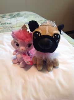 The Dog Princess and Disney's Auroras kitty Beauty