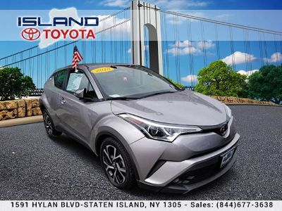 2018 Toyota C-HR XLE Premium LIFETIME WARRANTY (Magnetic Gray Metallic)