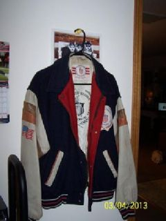$65 OBO olympic trainers jacket