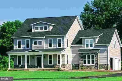 Hartwood Road Custom Built Home on Land Fredericksburg Four BR