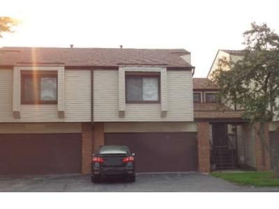 2 Bed 2 Bath Foreclosure Property in Hoffman Estates, IL 60169 - Spring Mill Dr