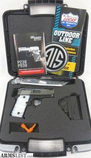 For Sale: Sig Sauer P238 .380 ACP