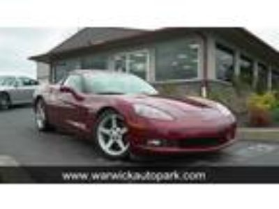 Used 2007 CHEVROLET CORVETTE For Sale