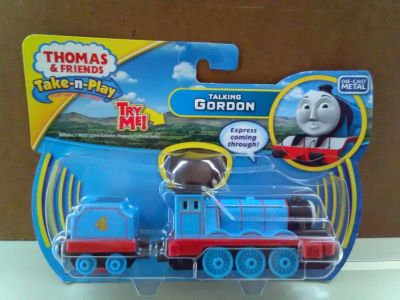 Take-n-Play Talking GORDON w/ tender