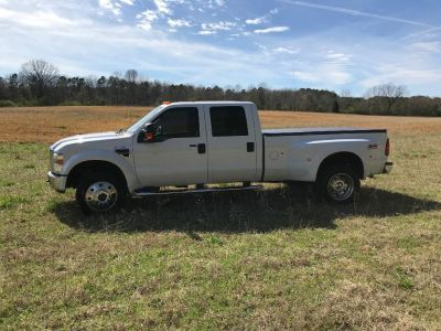 2008 Ford F450SD Dually