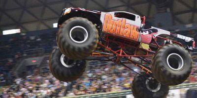 WTB Monster Race/Ride Truck