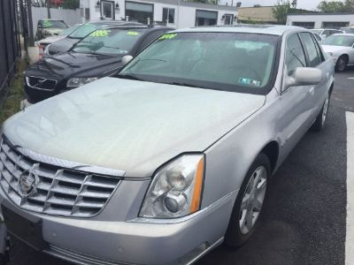 2006 Cadillac DTS Luxury I (Light Platinum)