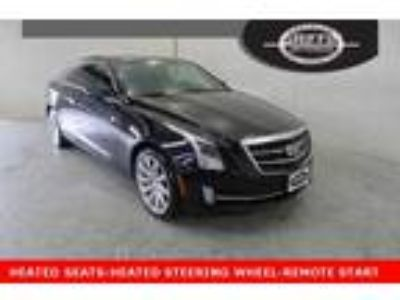 used 2015 Cadillac ATS for sale.