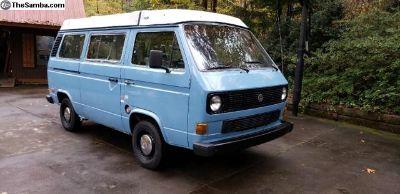 1982 1.6L diesel Full Westfalia Camper
